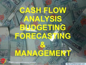 Cash Flow Analysis, Budgeting & Forecasting